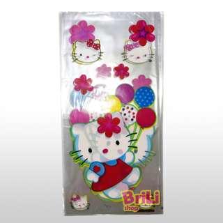 Plastik Snack Hello Kitty | Souvenir Ultah | Goodie Bag | Ulang Tahun