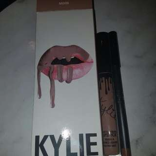 Kylie- Moon lip kit