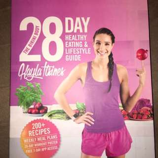 Kayla Itsines Recipe Book