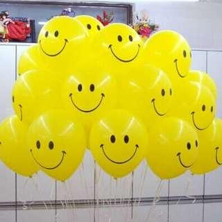 Balon Latex Smile