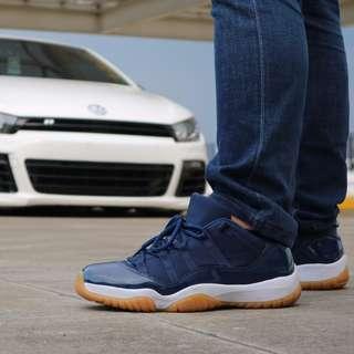 [SECOND] Nike Air Jordan 11 Navy Gum