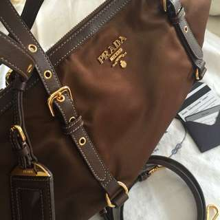 Authentic Brand New Prada Bag