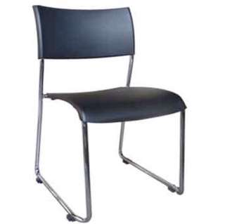Plastic Chairs Chrome Carpet Legs Without Arms