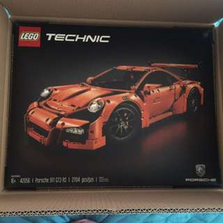Lego Limited Porsche Gt3 RS
