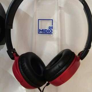 Midio Header  Extra Bass Korea Made