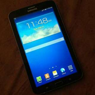 REPRICED !! AUTHENTIC SAMSUNG GALAXY TAB 3(SMT211)