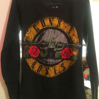 Guns & Roses Sweater
