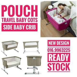 POUCH Portable Baby Bed