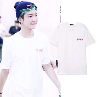 Po Winner SeungHoon Blues Tshirt