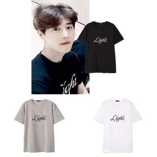 Po Exo Suho Light Tshirt