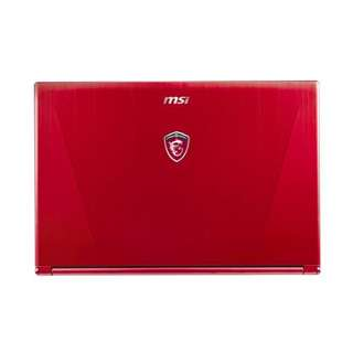 "4K MSI High-end Gaming Laptop (less than 2kg) 15.6"" Gtx965m GS60 2QD GHOST RED EDITION"