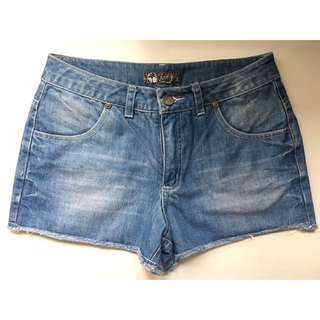 Just G Denim Shorts