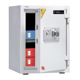 YMI Fire Resistant Safe Box (YMI BS-D530W)_63kg - Made in Korea