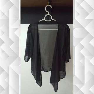 Sheer Kimono Top