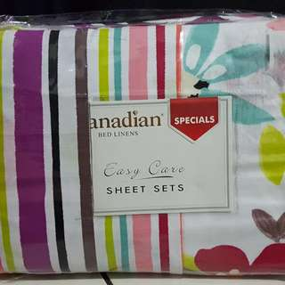 Brandnew Canadian Bedsheet