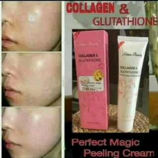 Nature's Beauty Collagen And Glutathione 100g. (On Hand)