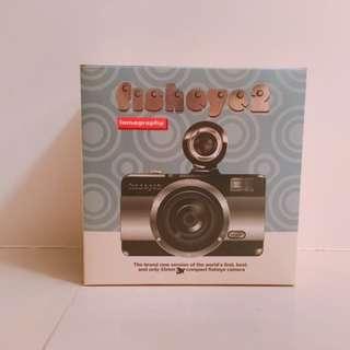 LOMOGRAPHY Fisheye 2 Camera Package 魚眼相機
