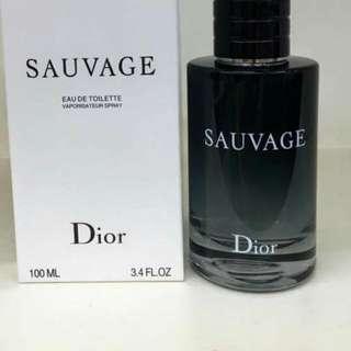 Sauvage Dior For Men Original Tester (100ml)