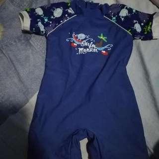 Sandbox swimwear for baby boy