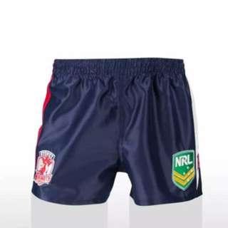 NRL Football Team Shorts
