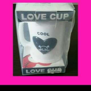 Plastic Love Cup