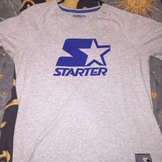 Grey-Blue Starter Shirt