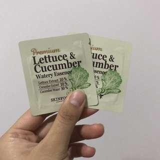 Skinfood Lettuce Cucumber Watery Essence
