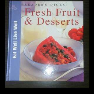 Reader's Digest Fresh Fruit & Desserts