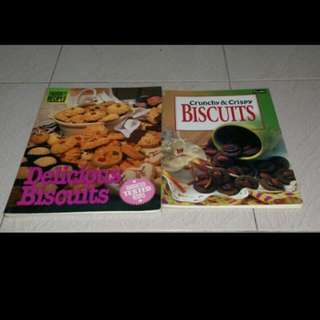 Biscuits Book