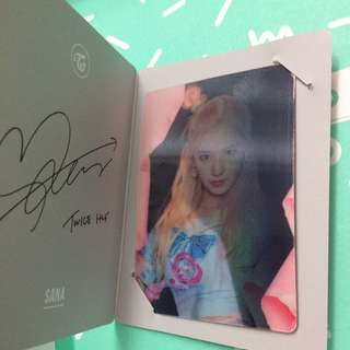 Sana Lenticular,just Pulled At 2.00pm Today