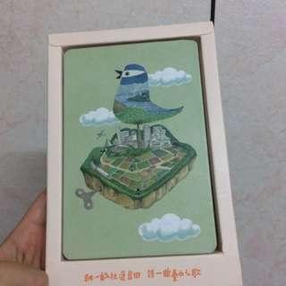 台中市政府 手繪文創筆記本