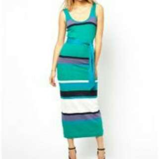 Im Looking For Bodycon Long Dress