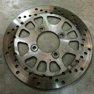 Yamaha Disc Brake Plate