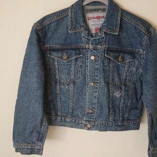 057~義大利製牛仔外套