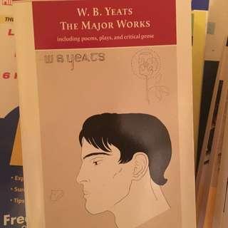 W. B. Yeats' Major Works