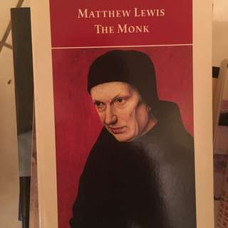 Lewis's The Monk