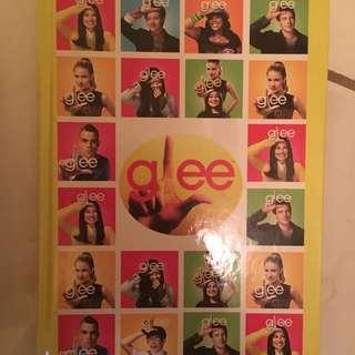 Glee Notebook!