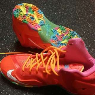Lebron Fruity Pebbles