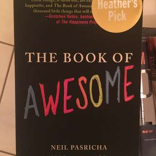 Pasricha's The Book of Awesome