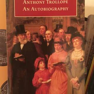 Trollope's An Autobiography