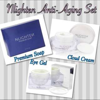 NLIGHTEN ANTI-AGING SET