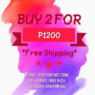 ✨ SALE ✨ 2 For P1200 Plus Free Shipping ✨