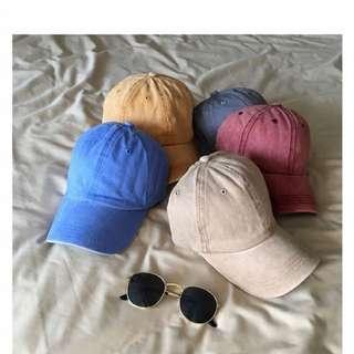 ❗️兩件300❗️基本款水洗老帽