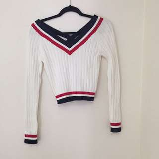 Preppy Sweater