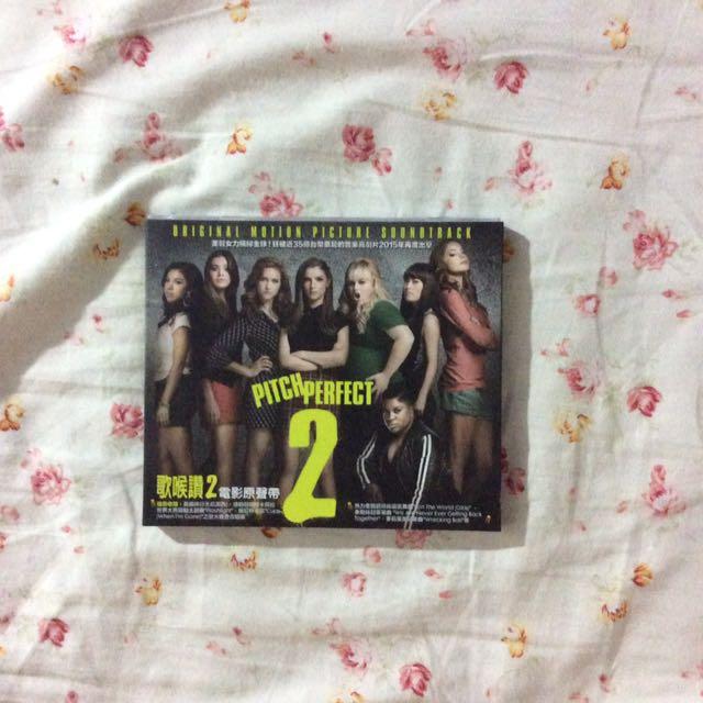 歌喉讚2 CD