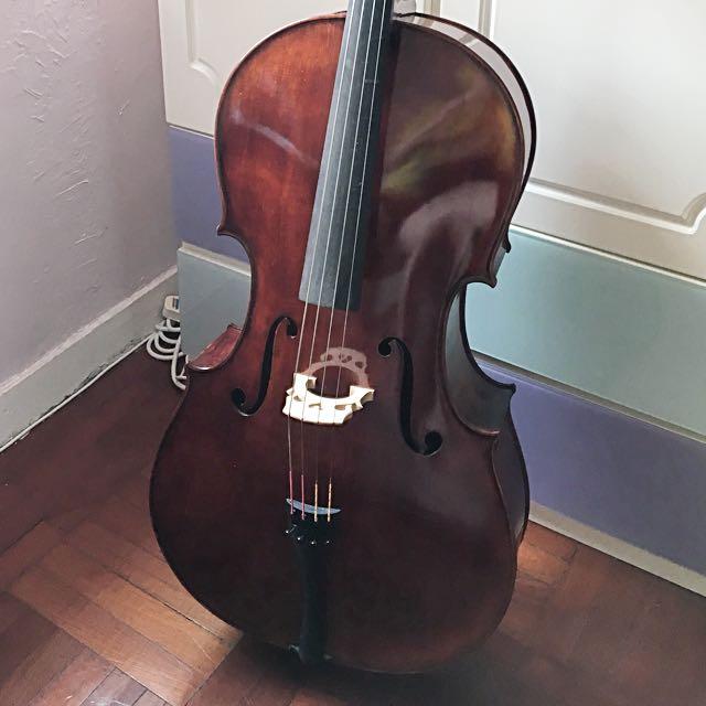 4/4大提琴cello