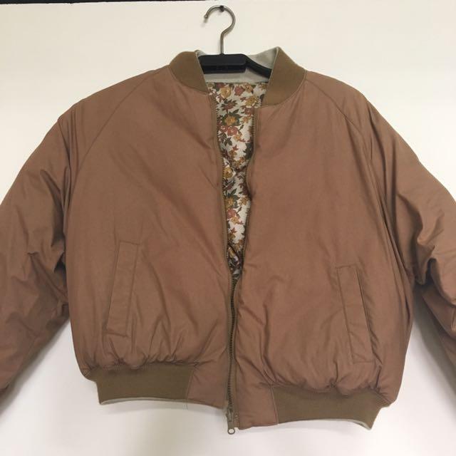 短風衣外套💓保暖厚實