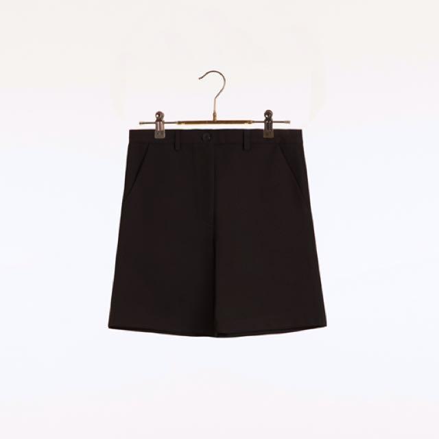 全新 Meier Q 經典休閒西裝短褲