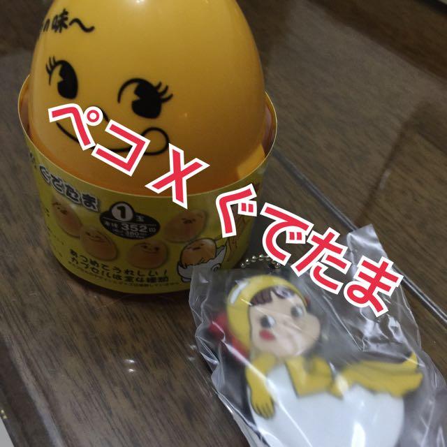 蛋黃哥 x Peko (ペコ X ぐでたま)