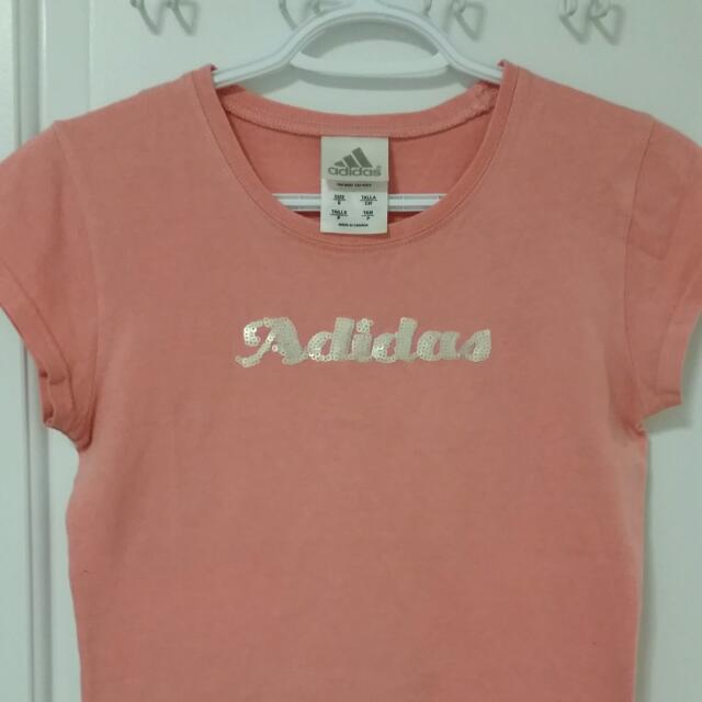 Adidas Sequence tshirt Size S